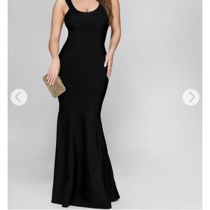 Marciano black dress